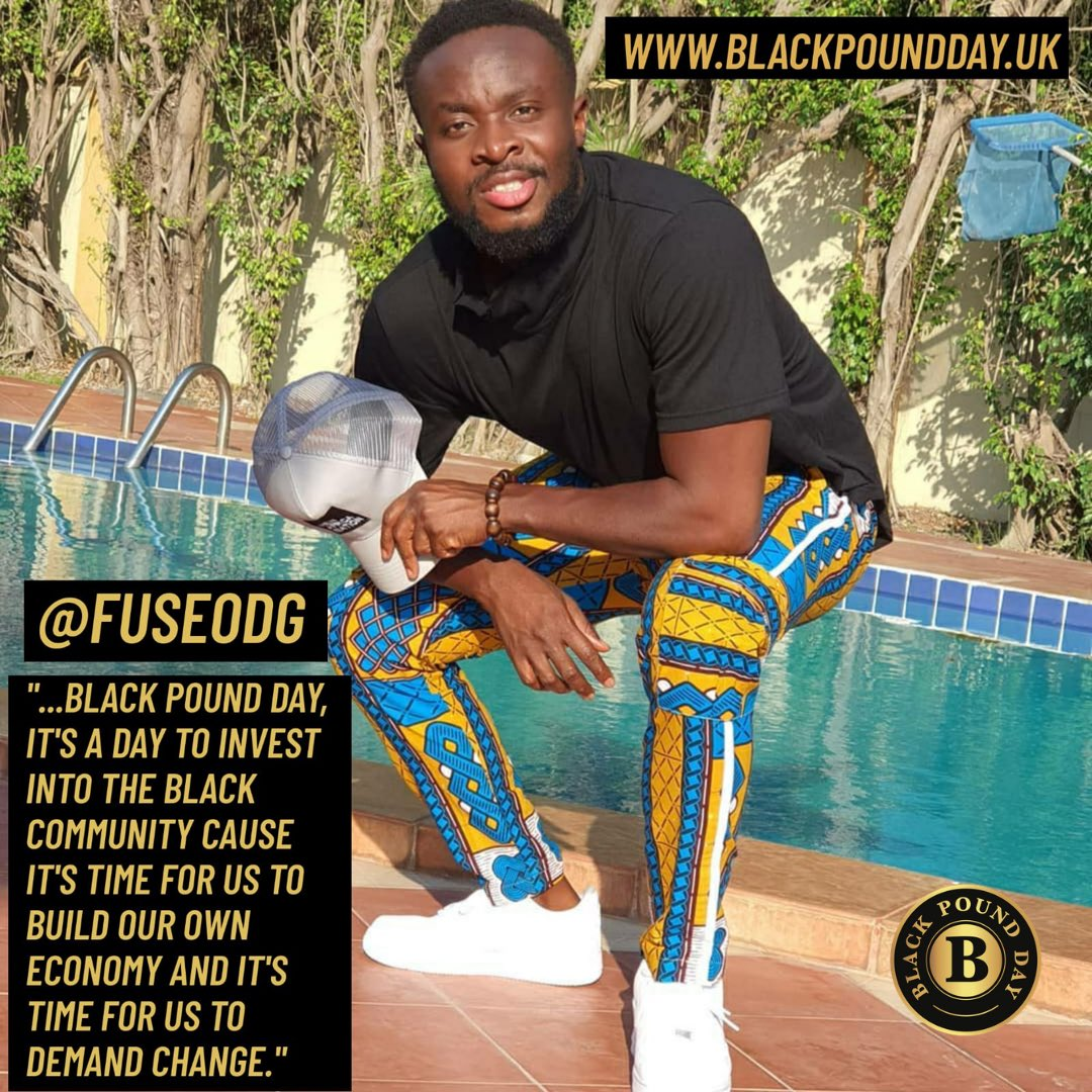 From Ghana to the UK, international musician @fuseodg continues to send his love & support throughout the African diaspora via music, positive initiatives & his brand @hellonanadolls a product that instills pride & self representation for Black children. https://t.co/ShsG2KDHvl