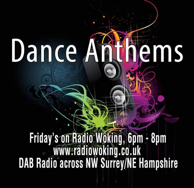 Tonight on #DanceAnthems we pick out the best classics from the #ASOTTop1000 #Trance #top1000 list! Listen live across Surrey & Hampshire on DAB, or online/smartspeakers etc. 6pm @RadioWoking