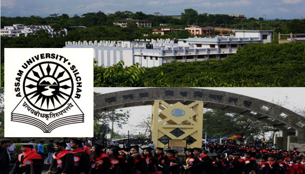 Guest Faculty Positions in Assam University (A Central University), Silchar, India