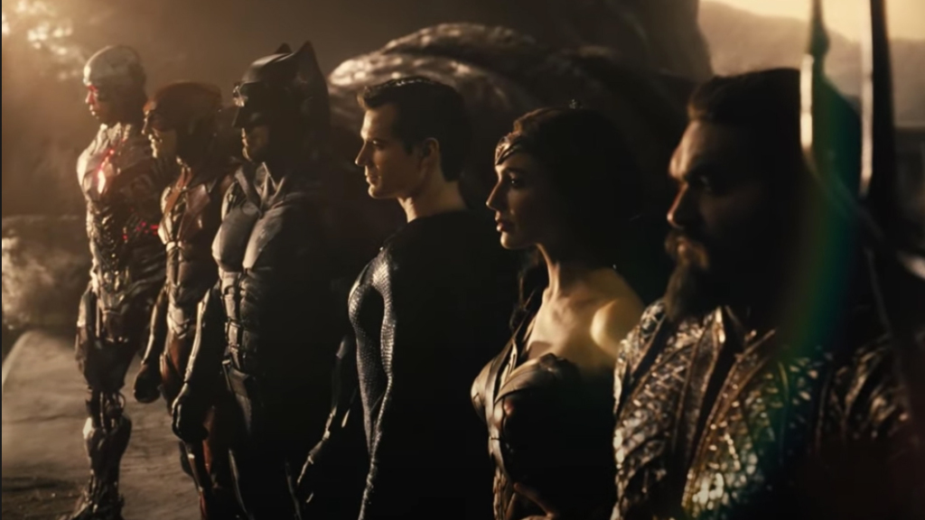 The #SnyderCut of #JusticeLeague will be released on March 18 on HBO Max