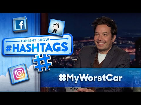 Bill & Carolyn - The Tonight Show host Jimmy Fallon asked his viewers to share their worst car stories using the hashtag #MyWorstCar!  Bill had a car that would randomly start! Can you top that?