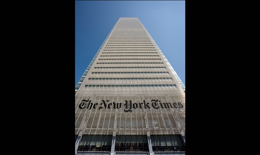 @nytimes whose article writers always criticize other nation Nations for not providing freedom of speech fired its own editor #LaurenWolfe for her tweet against #JoeBiden  shows NY Times one sided and yellow journalism.