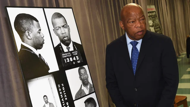 """Where a monument once stood to intimidate and disenfranchise Black voters, soon will stand a statue of an American hero who gave his life to building the movement that ensures Black people have the right to vote."""