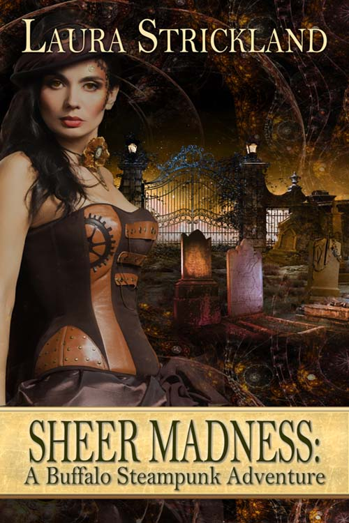 #Book 📖 Awesome of the Day ⭐ ➡️ #SheerMadness: A Buffalo #Steampunk ⚙️ Adventure #Kindle Edition by Laura Strickland @LauraSt05038951 #SamaBooks️ 📚 ➡️ View More #SamaCollection 👉 https://t.co/Kugls40kPu