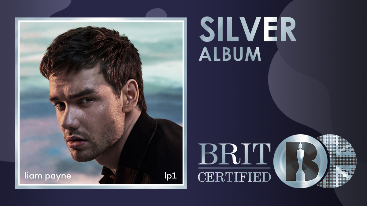 ⚡️ @LiamPayne's debut album 'LP1' has gone #BRITcertified Silver! 💿 https://t.co/8FcMI4fWK5