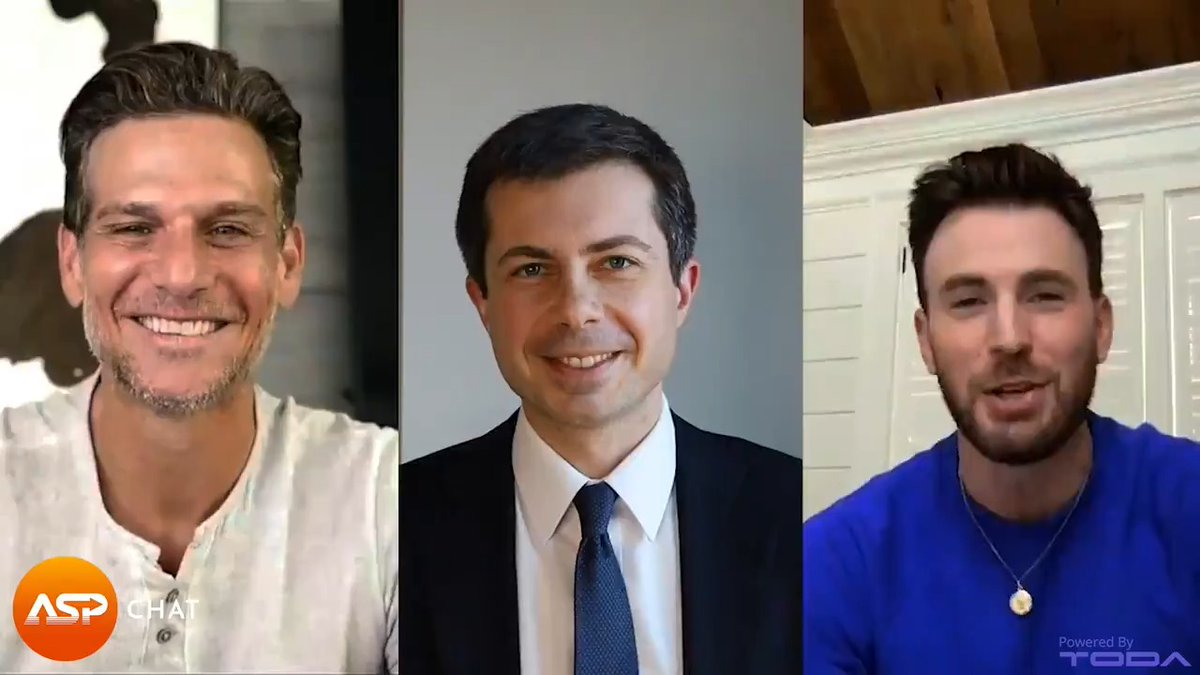 Former Mayor of South Bend, Indiana, @PeteButtigieg is now going through the confirmation process as President Biden's nominee for Secretary of Transportation. Discover what Buttigieg will miss most about his previous position in his #ASPChat. Watch here👉 https://t.co/cFR3SDRejD https://t.co/FVFuOgglqV