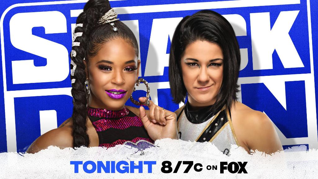 SmackDown Match And Segment Announced For Tonight