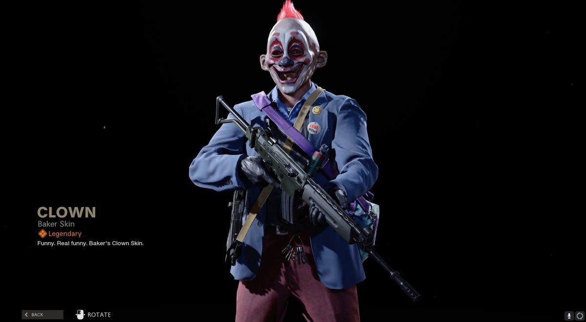 Gonna gift this skin to my squad because they deserve it 😊