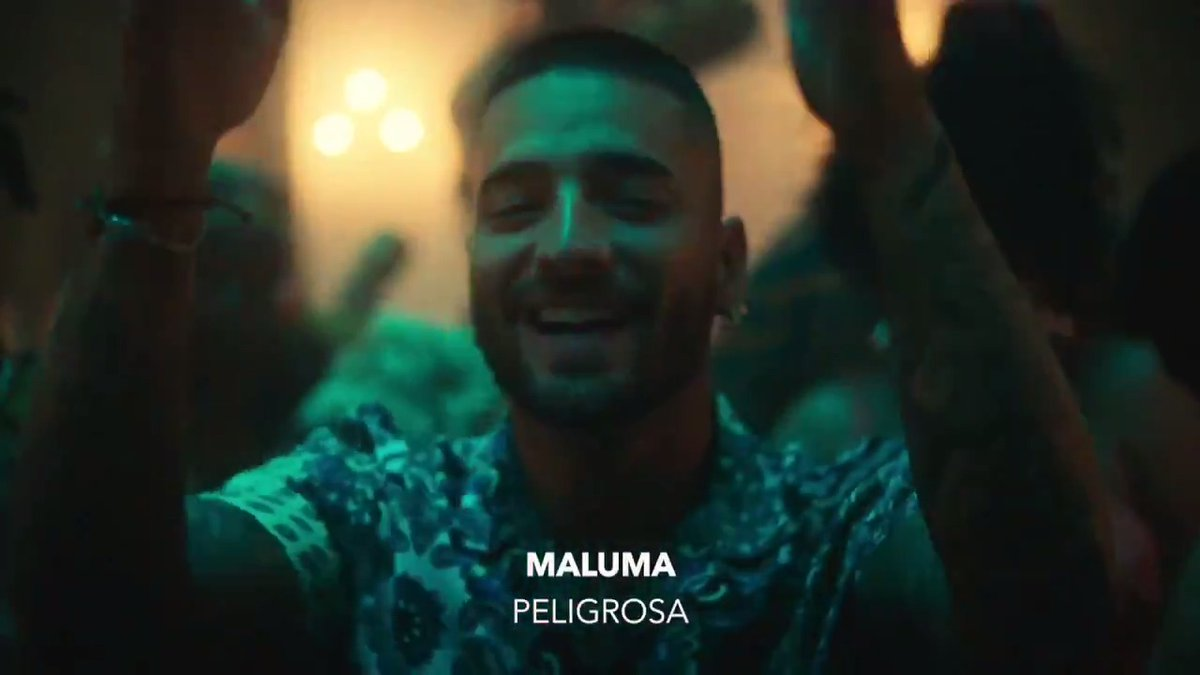 Each song from @Maluma's '#7DJ (7 Días En Jamaica)' comes with an official vid 🇯🇲 Start the weekend right by watching all 7 with our playlist! 🔊 ⠀⠀⠀⠀⠀⠀⠀⠀⠀ ▶️