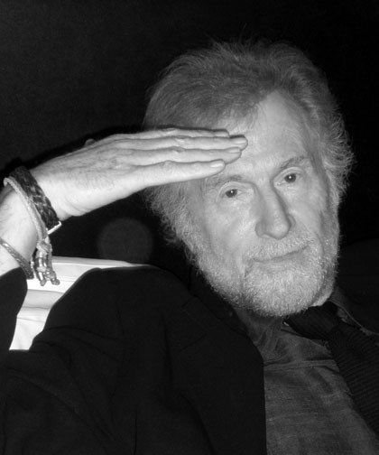 Wishing the Awesome Andrew Loog Oldham a magical birthday. A true friend who came to my rescue in my hour of greatest need a quarter century ago. I'll never forget. May he live forever! Photo (c) Mick Rock, NYC 2009 @loogoldham