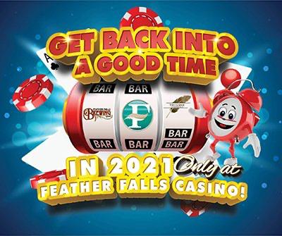 Featherfall casino casino hotel near anacortes wa