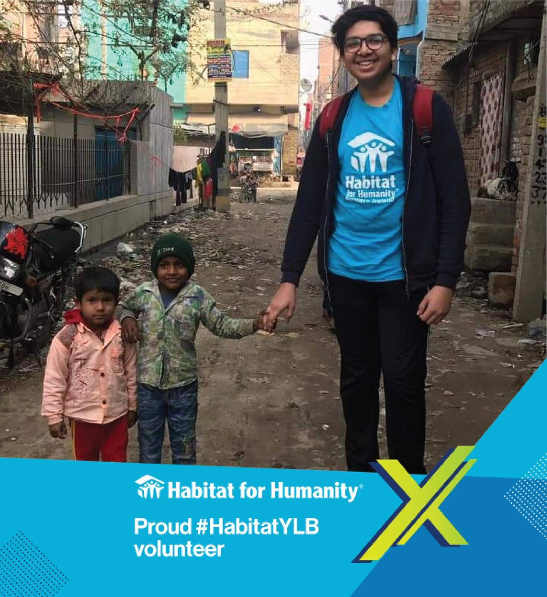 Hundreds of young volunteers celebrated #InternationalVolunteerDay #IVD2020 by helping us launch the 10th #HabitatYLB campaign. Read about the inspiring ways they contributed to our mission here: