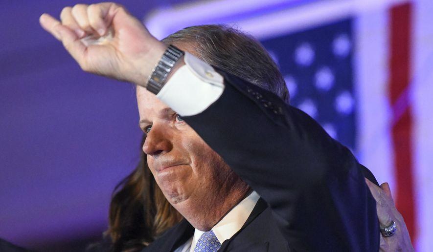 Former Sen. Doug Jones joins CNN after election defeat