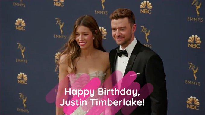 Happy Birthday, Justin Timberlake!