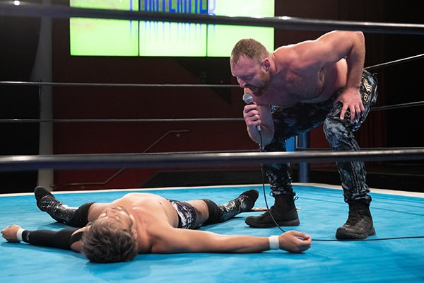 Jon Moxley Confronts KENTA On NJPW Strong, Sets Up Future Match In Tokyo
