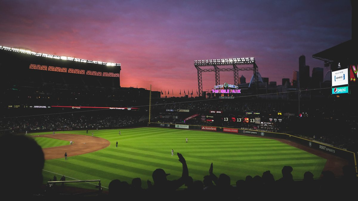 …and that's a 𝘸𝘳𝘢𝘱 on our #BaseballBash!    While we couldn't be together in person, we hope you had some fun tuning in, asking questions and spending time with our Mariners family. We can't wait to be back together with you at @TMobilePark as soon as it's safe to do so. 💙