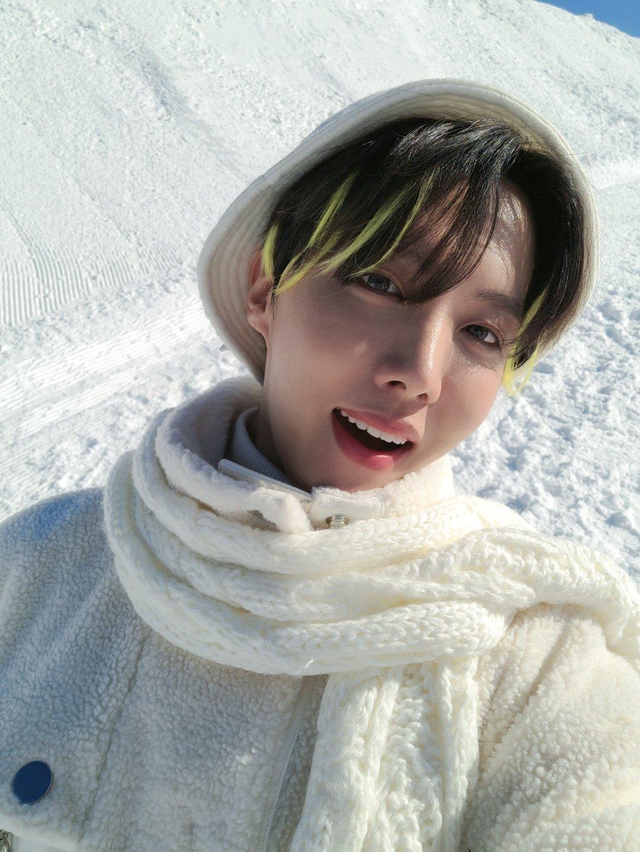 J-Hope de BTS ARMY fotos