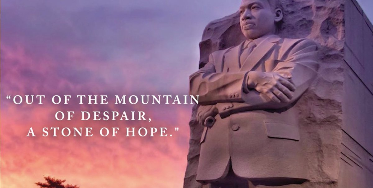 Today we pause to honor the life of Dr. Martin Luther King Jr. We honor his achievements & help keep his message of peace alive. This day is also known as MLK Day of Service. Let's celebrate his life by remembering him & by acts of service & kindness towards others.📸: @DVIDSHub