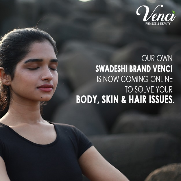 Our Indian brand Venci Fitness and Beauty is now coming online. We only aim in benefiting our own Indians to solve their body, skin & hair related issues. @Vencicare @makeinindia #vencifitnessandbeauty #hair #haircare #skincare #Skin #skin #fitness #FitnessMotivation #makeinindia