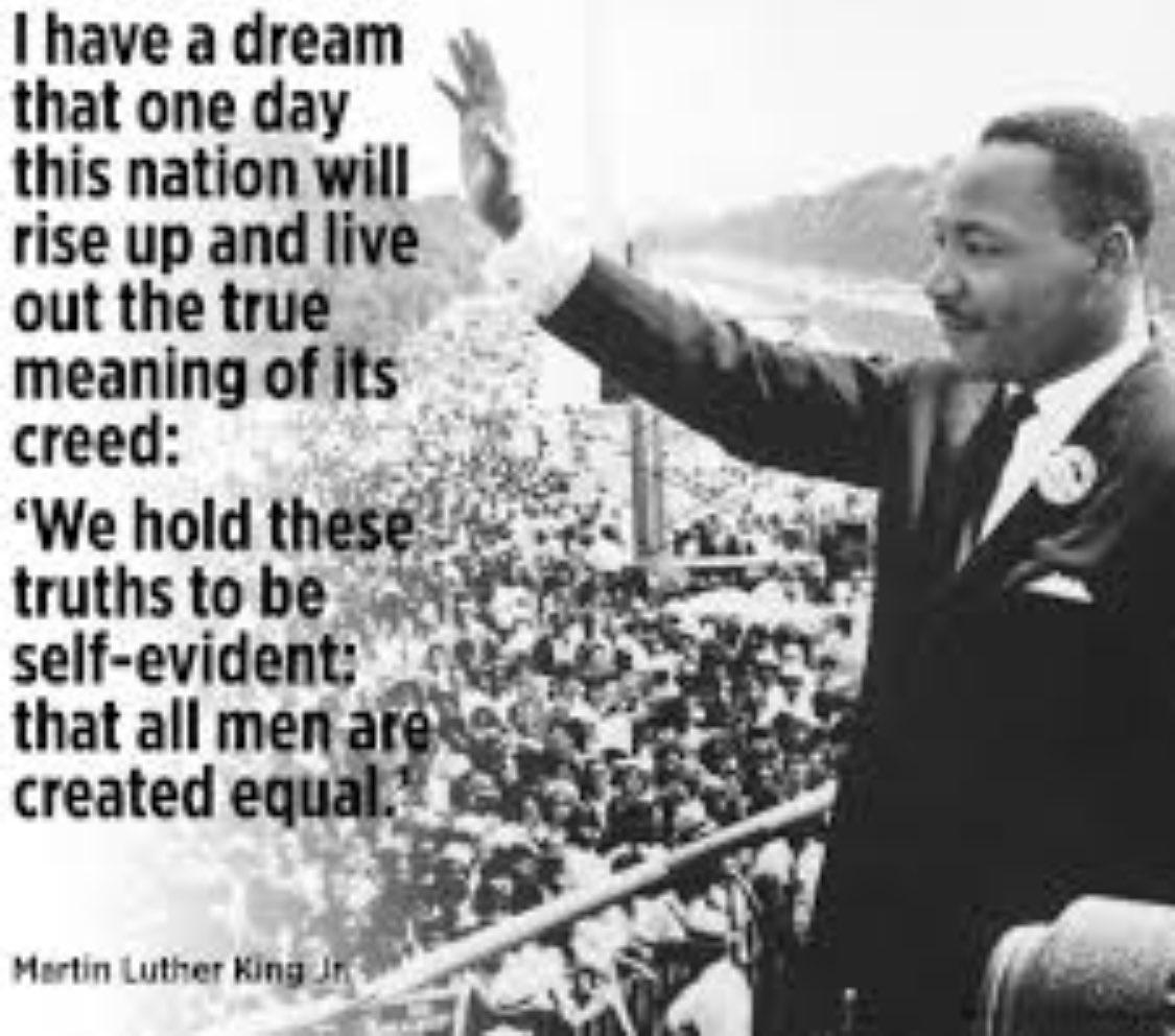 Respect the man...enjoy the day.  #MLKDay #MartinLutherKingJr #IHaveADream