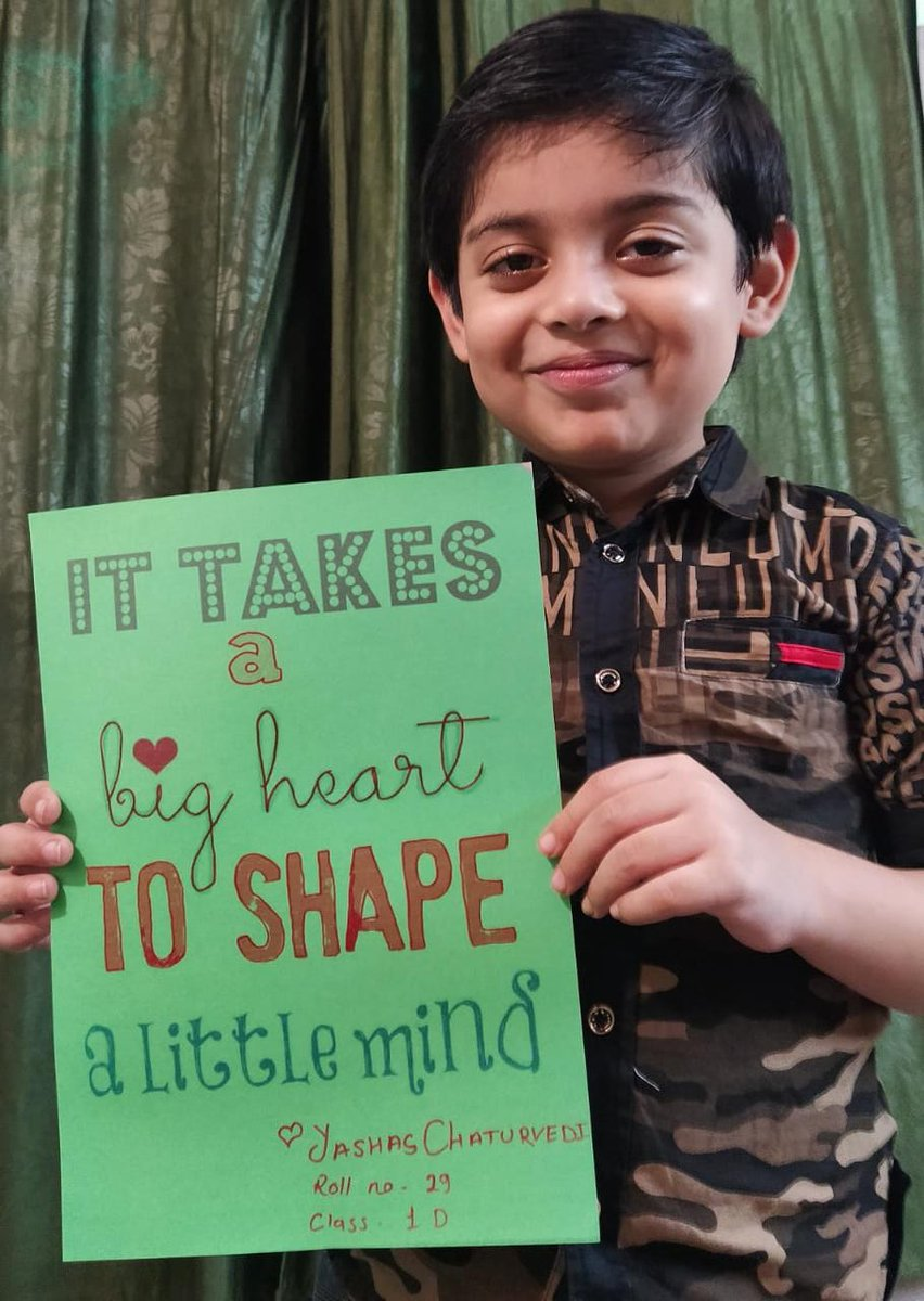 Open your heart and follow humanity ❣️❣️ #yashas #yashassaysthings #PMOIndia #PMO #YogiAdityanath #humanity #kids #Motivation #MotivationalMonday #follow  @PMOIndia @narendramodi @myogiadityanath @brijesh_ch @RubikaLiyaquat @AmitShah