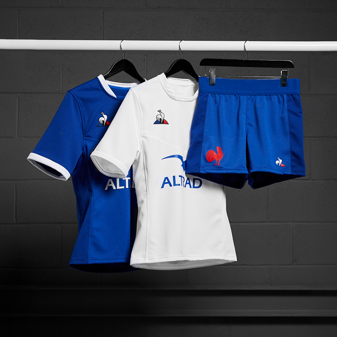 Allez Les Bleus (Monday) 🔵  Gear up for the #SixNations with up to 50% off France replica in our #BlueMonday sale  🛒➡️   #ComeBackStronger #ProDirectRugby