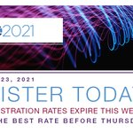 Image for the Tweet beginning: #ENDO2021 Early Registration Rates Expire