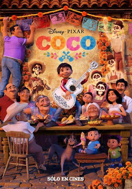 Coco o como tratar la muerte con naturalidad #cine #Coco #difuntos #familia #película #infancia #educación