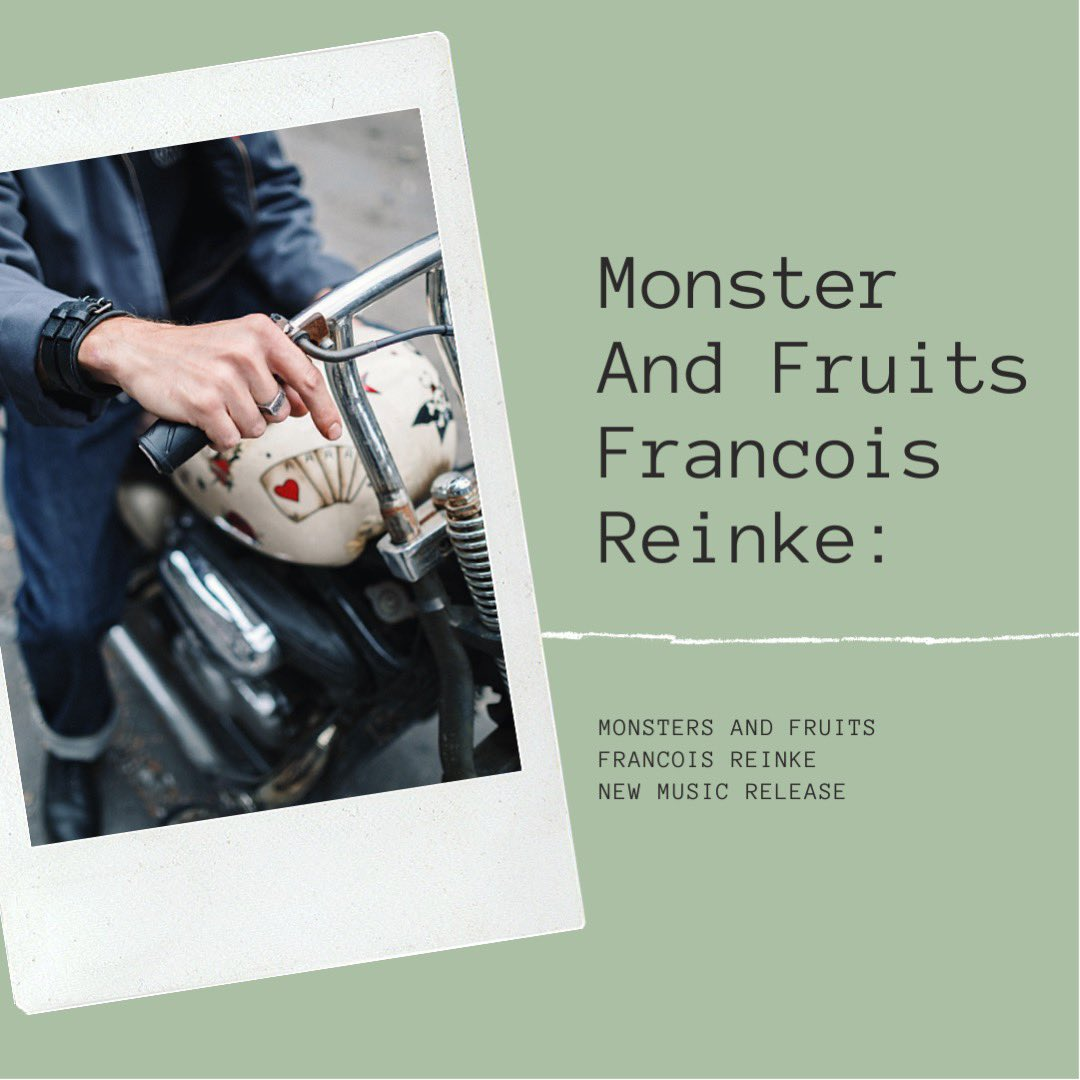 @1ElectricMag Monsters and Fruits   Next Week #release #NewMusicDaily