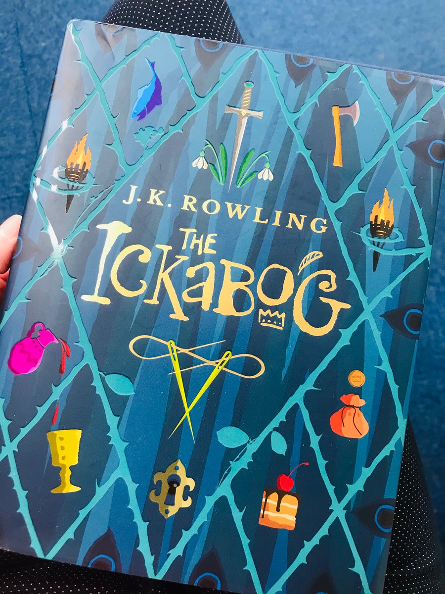Top story: @MrsGoffinSJA: '#ShareYourBook I'm reading #TheIckabog by @jk_rowling and after just 2-3 short chapters I was hooked! JK was my favourite childhood author so was nervous picking this up. Relieved to say it is… , see more
