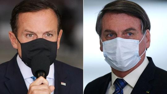 .@AndreiaSadi: Bolsonaro agora age nos bastidores para desgastar Doria, que prepara novos lances na 'guerra da vacina'  #G1