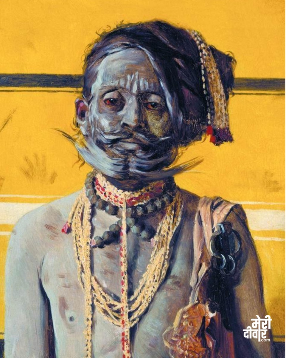 Fakir - no stake in this world, just lost in his own.MeriDeewar has an extensive collection of watercolor paintings and archival prints that can last over 100 years, creating a legacy for your walls.  #art #artist #artgallery #artwork #artoftheday #contemporaryart #homedecor
