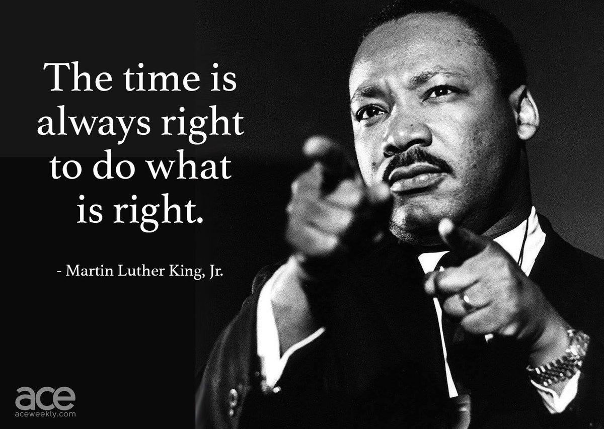 #MLKDay #IHaveADream #BlackLivesMatter