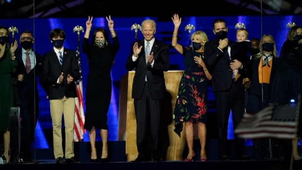 Meet the Bidens, the new 'first family' of the United States