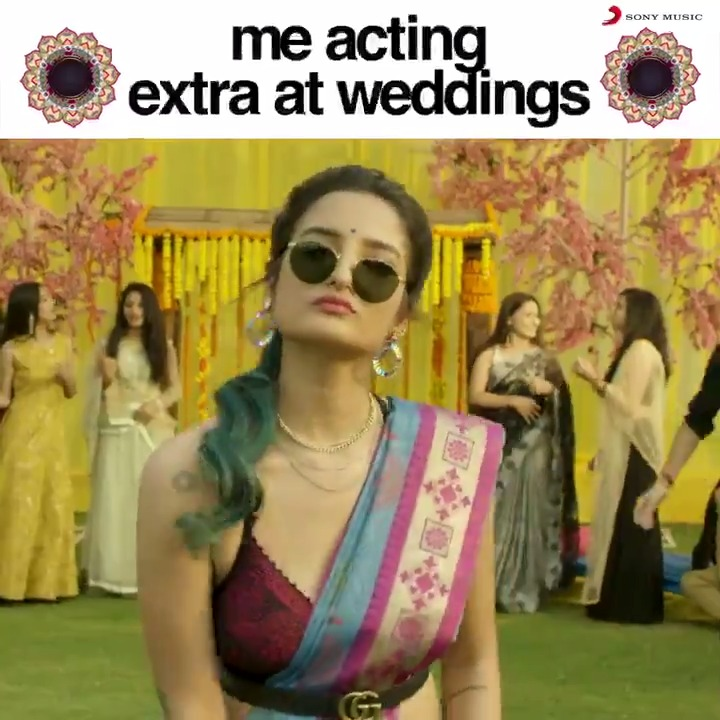 Virtual wedding ho ya real wedding, acting EXTRA is zaroori. Do you agree?  @Rashmeetmusic @DeepKalsiMusic @ikkanomics @akprojekts @kalamkaarmusic_  #weddingsong #punjabisongs #newsongalert #monday #mondayvibes #outnow #newsong #popsong #punjabipop #punjabisingers
