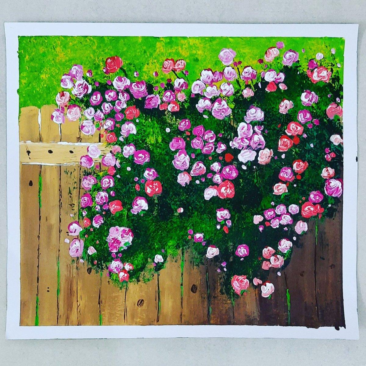 Follow:  #acrylicpaintings #acrylicabstract  #acrylicpaintingartist #ArtistOnTwitter #artistsofindia #artvsartist #artfollowers #acrylicpaint #arttutorial #palleteknifepainting #artistsupport #artoftheday #artstudios #artcollector #artforsalebyartist