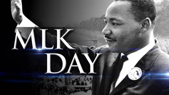Happy Martin Luther King Day! #IHaveADream