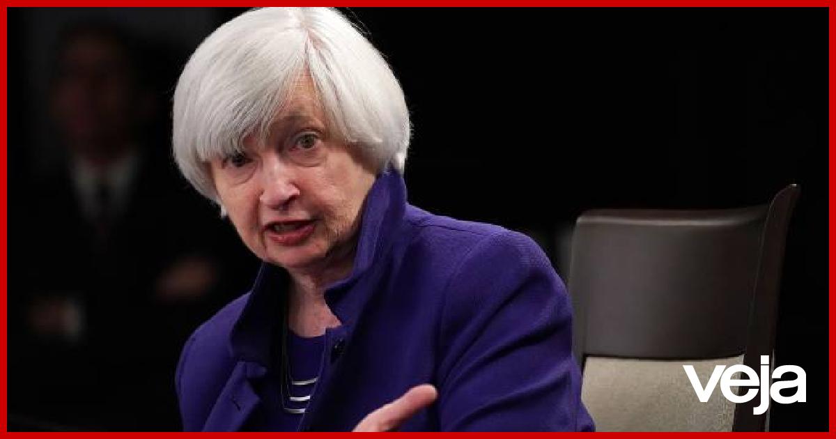 O claro recado da nova secretária do tesouro americano sobre o dólar (via @EconomicoRadar)