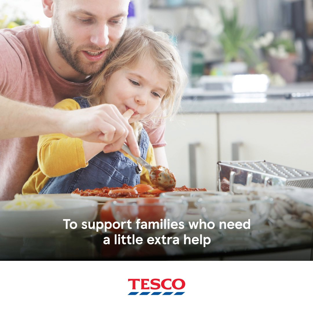 These are just a couple of the ways we're helping families put healthy, nutritious food on their tables. To find out more, visit