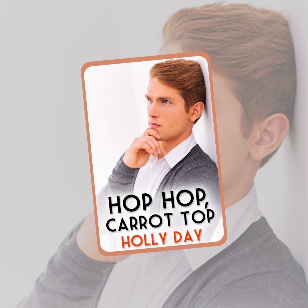 BLOGPOST: An interview with Holly Day. Holly talks about her motivation behind her new release Hop Hop, Carrot Top (Kiss a Ginger Day, anyone?) and her writing support team. Which, flatteringly, includes me!  https://t.co/De7DtitWwk  #PromoLGBTQ #WriteLGBTQ #GayRomance #MMRomance https://t.co/F3GMG6psKg