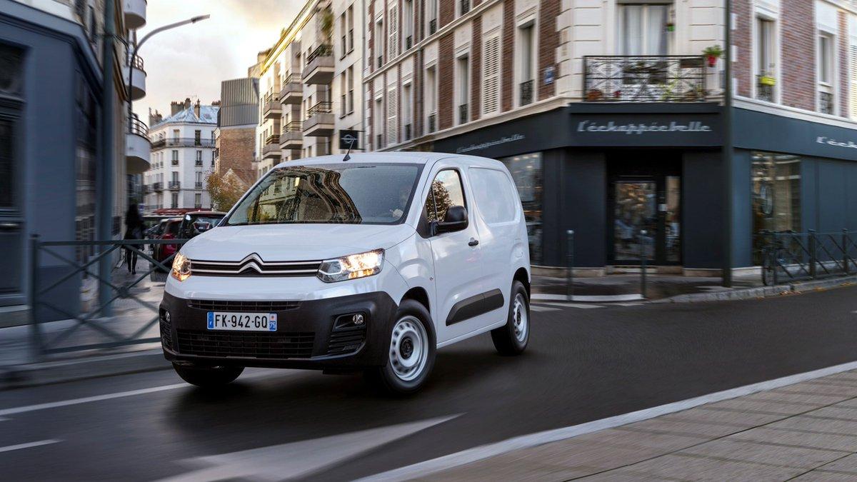 #espirituRACER La Citroën ë-Berlingo Van 2021 llega con hasta 275 km de autonomía  #Citroën #Eléctrico #Furgoneta #Noticias #CitroënBerlingo #Novedad2021