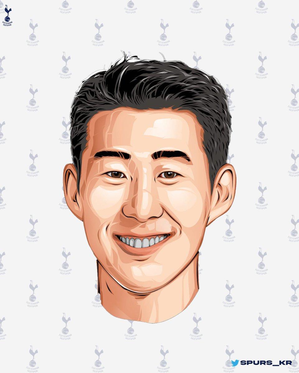 우리 흥민이 형 이모티콘 출시된 거 알아? 🤔🤔  인싸들은 다 알던데..!! 아래 5가지 해시태그를 사용하면 손흥민 선수의 얼굴 이모티콘이 나옵니다! (feat. 오직 트위터에서만!! 😉)  #손흥민 #토트넘 #HeungMinSon #Sonny #NiceOneSonny