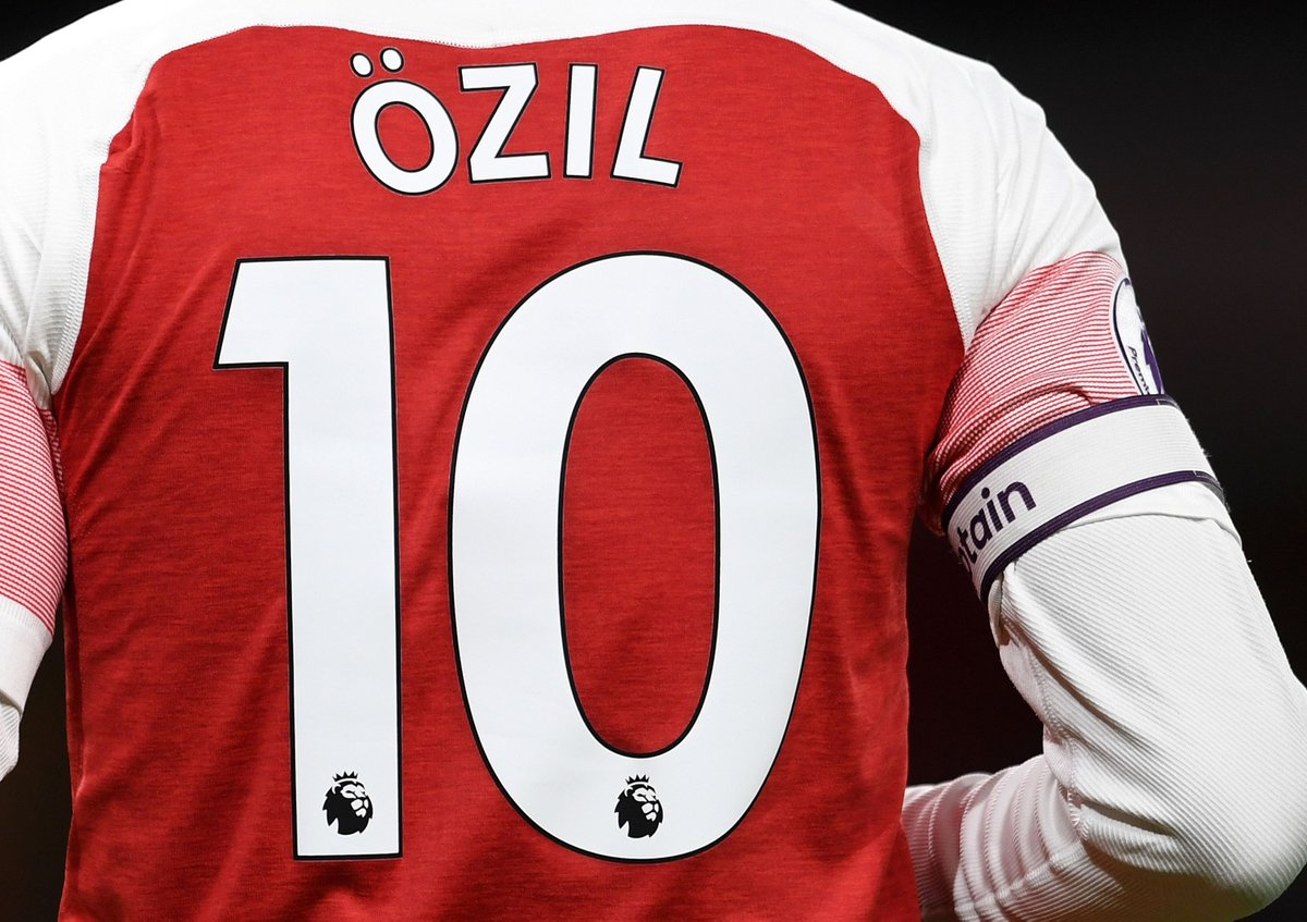In your opinion, which shirt number is the most iconic in Arsenal's history?