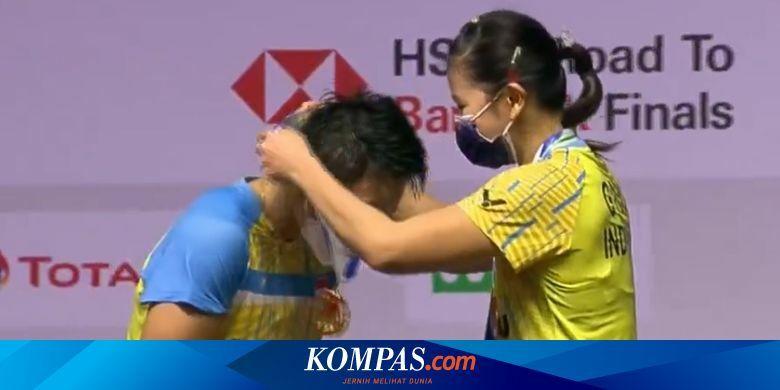Berita Bola Terkini Nova88 Indonesia Klik https://t.co/VsbRjz8w7o : Juara Thailand Open di Tengah Duka, Penampilan Hebat Greysia Polii Dipuji BWF https://t.co/VoHMcVS11i https://t.co/uKwlUuR9yK
