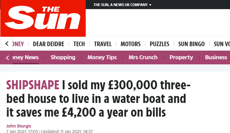 We were thrilled to see our client @WaterlodgeUK in @TheSun! Read the full story here:   #PR #publicrelations #marketingintelligence