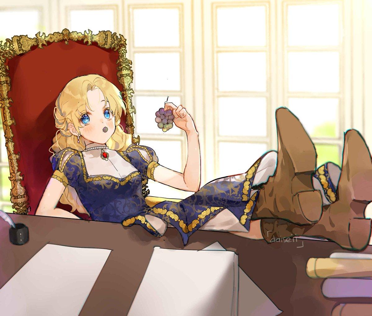 76 ある日お姫様になってしまった件についてネタバレ ある日、お姫様になってしまった件についてネタバレ72話 かりそめの日常と暗躍する子爵達