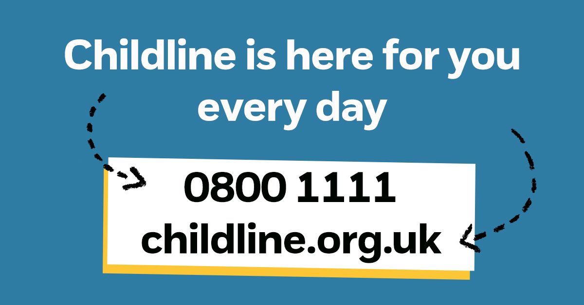 We understand that some young people might be struggling with their mental and emotional health. We want young people to know that Childline is here for them, on #BlueMonday and every day of the year. Retweet this 👇 to help us reach even more young people.