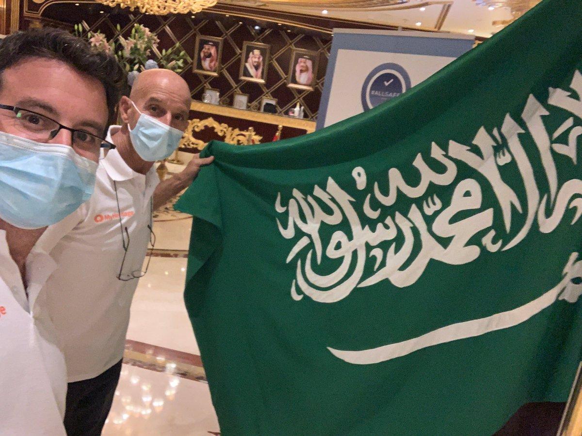 تستنكر الحملة الشعبية لمقاطعة المؤسسات المتصهينة مشاركة فريق اسرائيلي في رالي داكار داخل المملكة العربية السعودية، في شكل جديد من أشكال التطبيع الرياضي بين الجانبين  #قاطع_المتصهينين