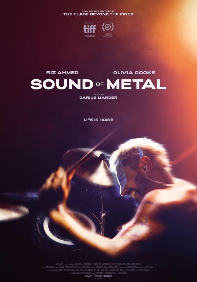 Obejrzałem arcydzieło,nowy film z Rizem Ahmedem Sound of Metal to niesamowity film o odwadze,załamaniu i sile ,wciąga i nie  daje nam wytchnać do końca seansu,niezwykłe aktorstwo (licze na nominacje oscarowe dla Riza i Paula Raci),dialogi  doskonałe #SoundOfMetal ❤️