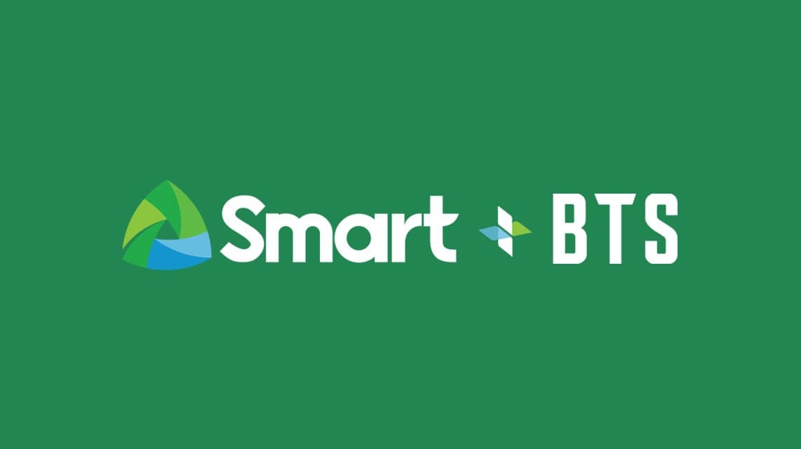 Shine through 2021 with SMART's newest ambassadors: Grammy-nominated BTS.  Let RM, Jin, SUGA, j-hope, Jimin, V and Jung Kook light up the year as they inspire the Filipino youth to keep pursuing their Passion with Purpose.  #SmartBTS  #SimpleSMARTAko 💚💚💚 https://t.co/HN0ZL0hQ0c